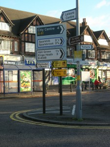 Acocks Green Signs ...