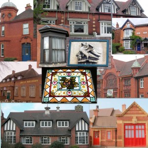 Conservation Area Collage for Header Pic on Website