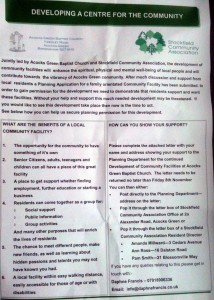 Letter received in Douglas Road -  Oct 2013 - 'Hidden Passions'-cropped