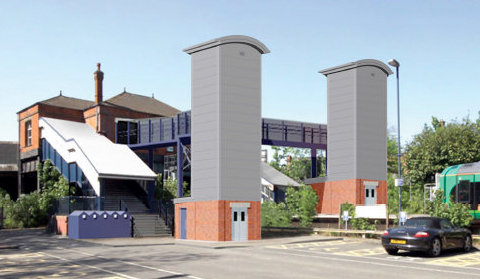 Lifts Scheme - Acocks Green Station - Artist Impression - cropped-1