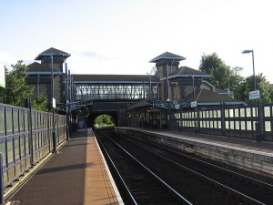 Station Lifts - Smethwick, Galton Bridge - note the difference hipped roofs make!