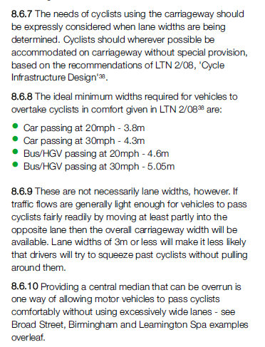 Manual for Streets p. 20 (Cycle lanes & Median Strips)-cropped