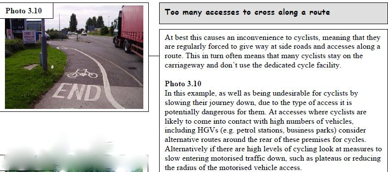 Nottingham Cycling Design Guide - Shared Footways - p. 20- cropped