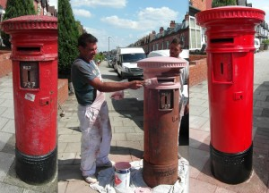Story of a Post Box: Alexander Road, Acocks Green