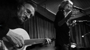 Bob & Annie at Rhyl Folk & Acoustic Music Club, 2013