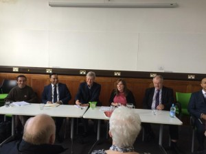 Yardley Hustings