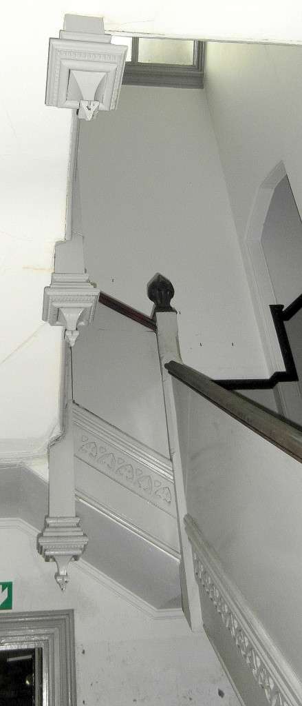 Eastbourne House - Staircase detail