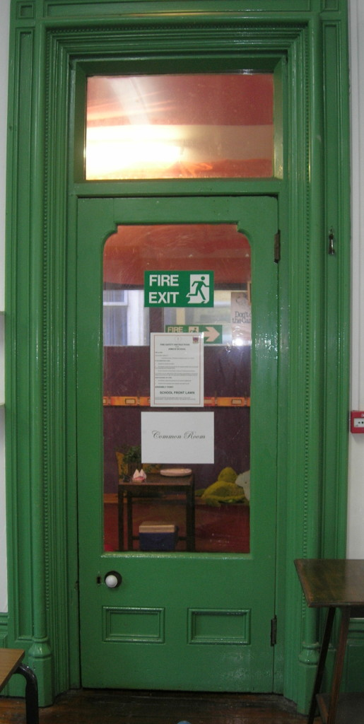 Eastbourne House - doorway-1